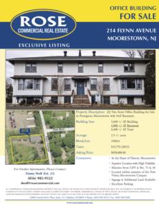 214 Flynn Avenue, Moorestown, NJ
